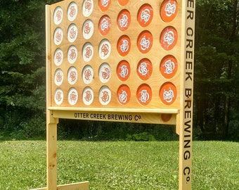 Custom Giant Connect Four
