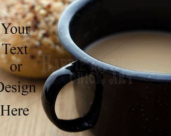 Coffee Photography - Food Stock Image - Styled Stock Photo - Blog Stock Photos - Food Styling Backgrounds - Commercial Use Photo - 300 dpi