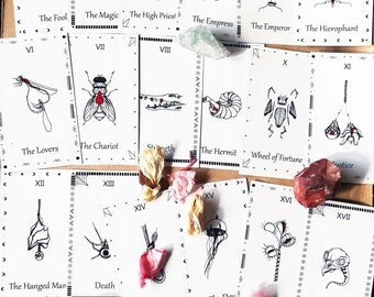 Collection of cards - Collection of obscureness - Decoration