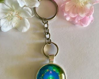 Chakra Key Chain Keyring Many Designs to choose from