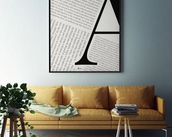 """Minimal Art Print 