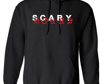 Scary Hours Hoodie - Rap Hoodie - Drake Sweater - Drake Hoodie -  Scary Hours Song