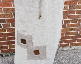 SALE | long skirt | women linen skirt | summer linen skirt | women clothing