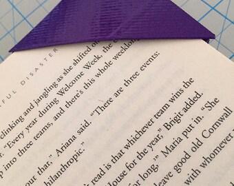 Duct Tape Corner Bookmark - 4-Pack