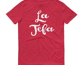 La Jefa, The Girl Boss T-shirt, The Boss