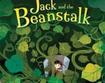 Usbornes Jack and the Beanstalk Book