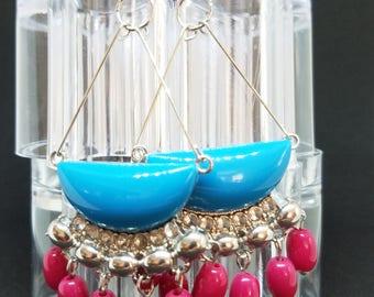 Tribal Chandelier Earrings