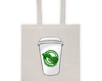 Star Trek - Voyager Coffee Tote Bag