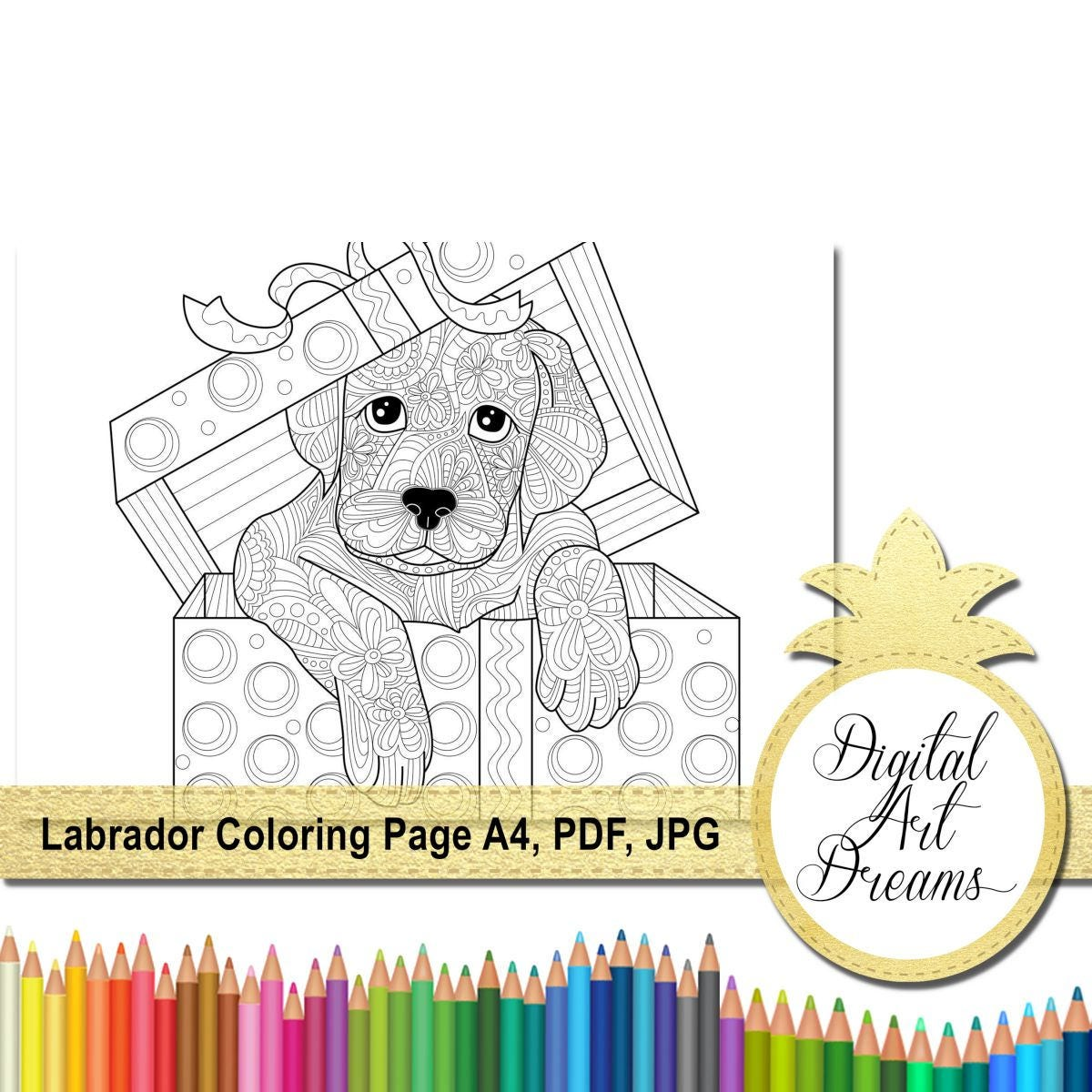 printable coloring pages labrador coloring pages labrador retriever coloring page dog colouring page