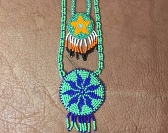 Native American Style Star Necklaces