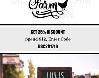 life is better on the farm svg file, wood sign svg, farm svg, farm life svg, farmhouse svg, farming svg, farm animal svg, cricut dxf eps png