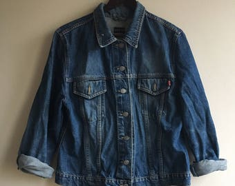 Vintage HIS denim jacket