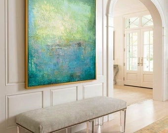 Home Decor, Painting, On Canvas, Large Decor Art, Large Abstract Art,