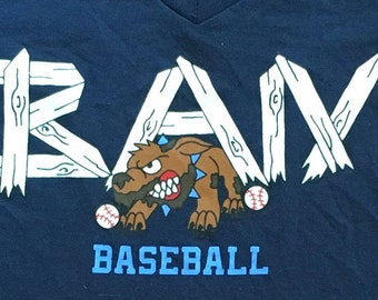 LIMITED QUANTITY- Big BAM Baseball logo