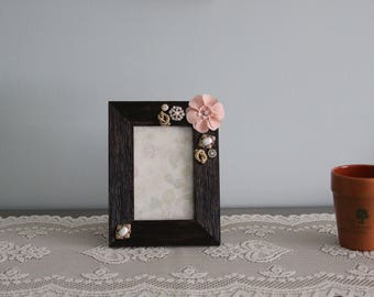 Peaches and Cream Picture Frame
