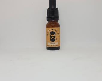 Natural Beard Oil (No.7) Frangrance Free, good for sensitive Skin. Allergen Free. Beard Care. Beard Softener. Made with Argan & Jojoba Oil