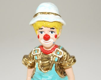 "1995 ""Rascal"" Ron Lee Clown Figurine 