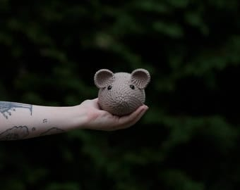 Molly the Stuffed Mouse