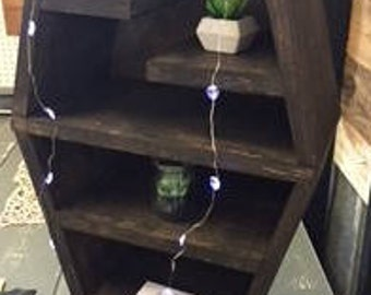 Mini Coffin Shelf