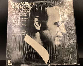 JAZZ VINYL RECORD: Roger Williams - Golden Hits Vol. 2 / Vinyl Record - Jazz On Vinyl - Rare Lp - Great Gift!
