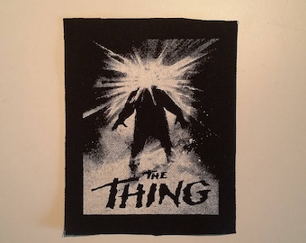 The thing patch Carpenter Russell classic horror