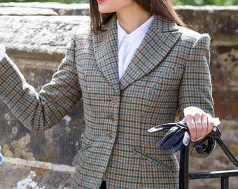 Emmeline Jacket (Aberfeldy Tweed)