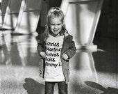 Wild Kratts character name white children's shirt, Wild Kratts, Wild Kratts Shirt, Wild Kratts Party, Wild Kratts Birthday