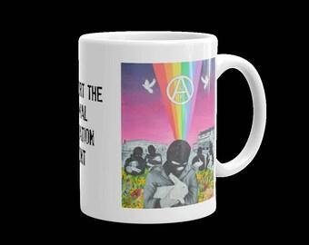Animal Liberation Front mug