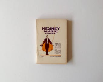Heaney Magic Company Catalogue No. 25 - 1924 - Vintage / Antique