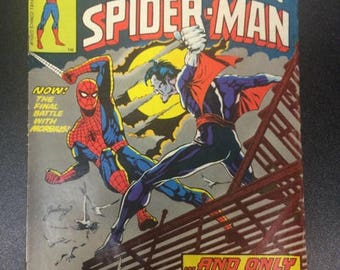 Spectacular Spider-Man # 8 Comic by Marvel