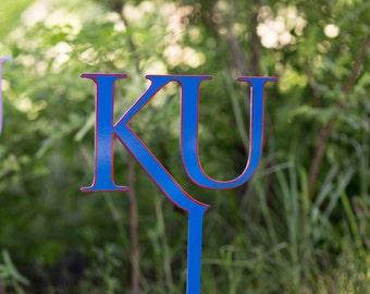 "Kansas University (36"") - ""KU"" Yard Decoration"