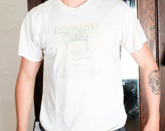 VINTAGE  Lands End Soft T