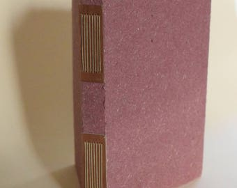 Leather Long Stitch Book