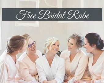BRIDESMAID ROBES, Bridesmaid Gifts, Set of Bridesmaid Robes, Bridesmaid Robe, Bridesmaid Gift, Kimono Robe, Wedding Robes, Set of Robes