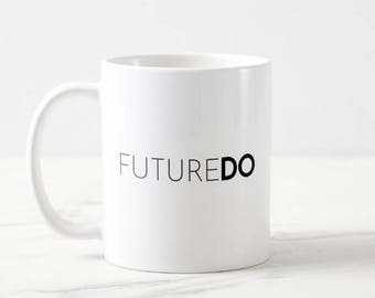 Future D.O - Doctor of Osteopathic Medicine - med school - medical - mug - medicine - present - college - premed - student - med student