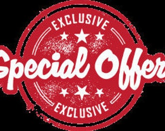4 Bath Bombs Special Offer