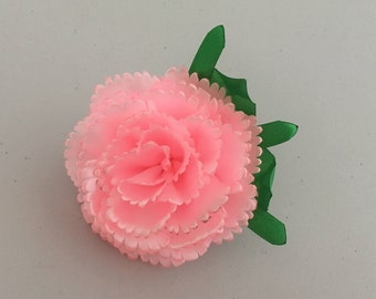 Carnation Flower Flower Brooch.2