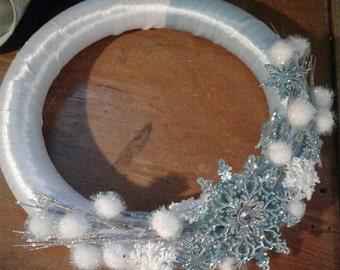 Winter Time Wreath