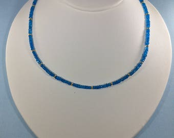 Bestseller SALE 30% , Apatite Necklace, Apatite Necklace, Natural Apatite Necklace, Genuine Apatite Gemstone Necklace,