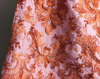 SALE Boho top Designer clothing Amber French lace Romantic top French lace Size small Cotton top Summer top Resort wear Holiday wear