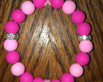 Mattee pink breast cancer