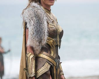 Hippolyta Cosplay Costume Wonder Woman