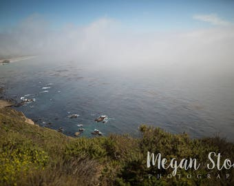 Big Sur Marine Layer - Digital Download