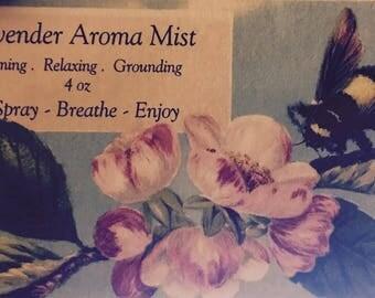 Lavender Aroma Mist