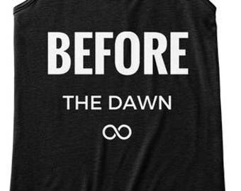 INFINITE Before the Dawn Women's Tank Top - BELLA + CANVAS brand - designed by The Casual Kpop Shop
