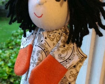Hand puppet Betsy