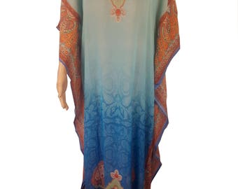 Kaftan for Summer beachwear wedding bridesmaid summer wear Summer Dress Evening Dress