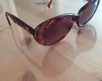 Vintage EK 9487-924 Sunglasses ( Emmanuelle Khanh, handmade)