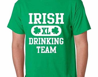 St. Patrick's day irish drinking team Shirt