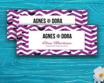 Agnes and Dora Facebook cover, Agnes and Dora facebook photo, Agnes Dora Custom card, Agnes Dora Marketing